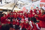 Children sing with joy